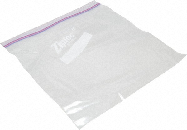 Plastic bag for scattering remains