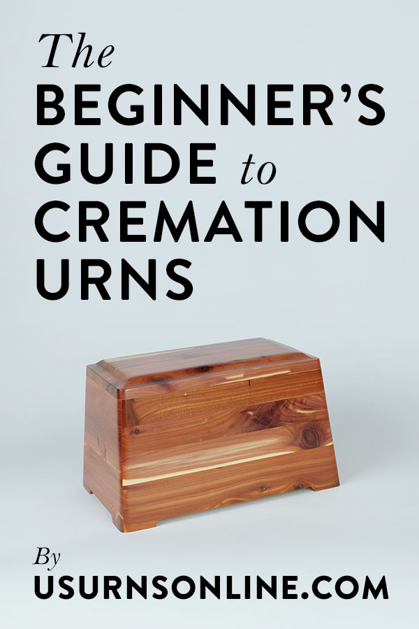 Everything you need to know about cremation urns