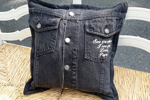 Bereavement Pillow