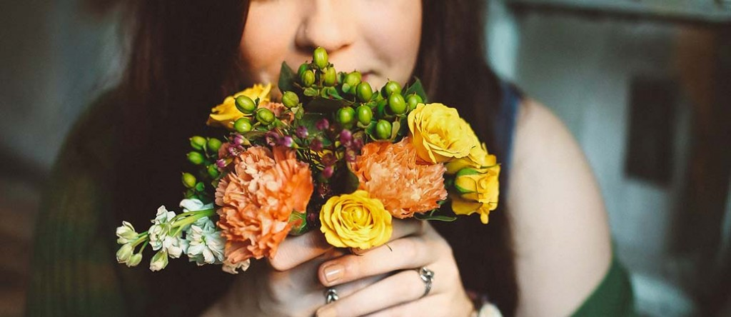 Symbolism of funeral flowers