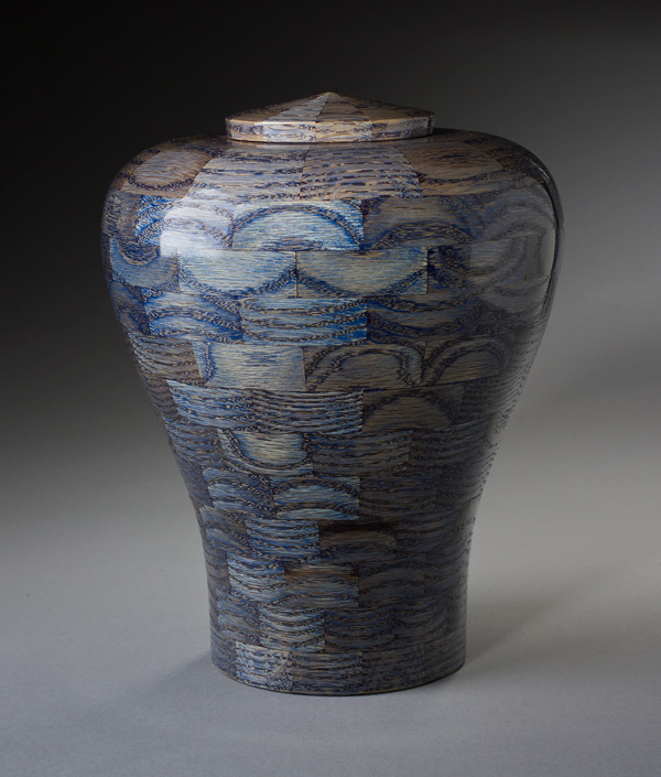 Hand Turned Cremation Urns