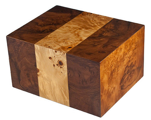 100 Beautiful Wood Cremation Urns