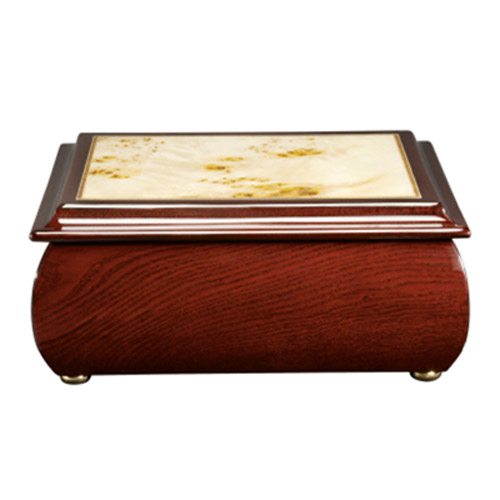 Burlini Studios Wood Cremation Urns