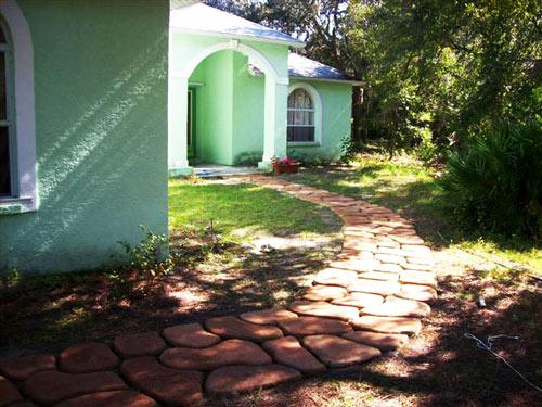Create Stepping Stone Memorials
