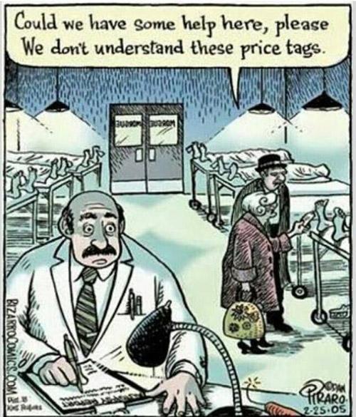 Price Tags?