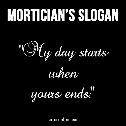 Dark Humor Quotes About Life: 36 Hilarious Mortician Humor Memes » Urns