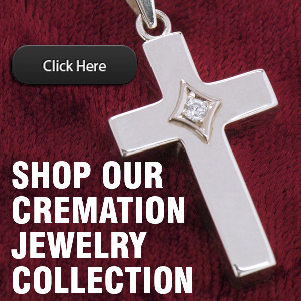 Cremation Jewelry - Sterling Silver