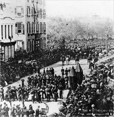 Abraham Lincoln Funeral Procession