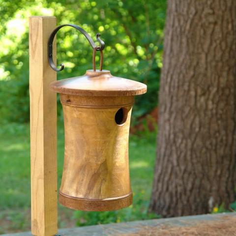 Memorial Bird House Urn