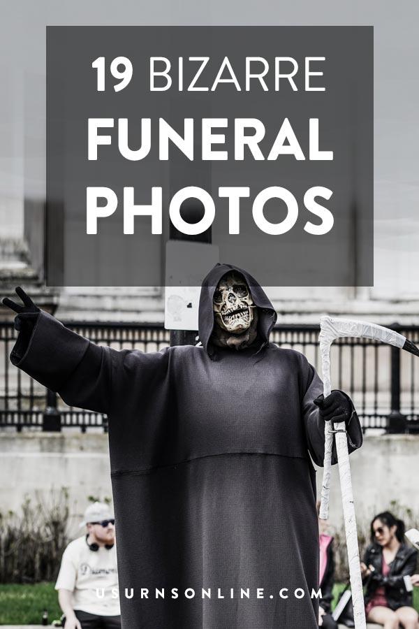 Strange Funeral Photos