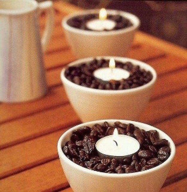 DIY Memorial Service Candles