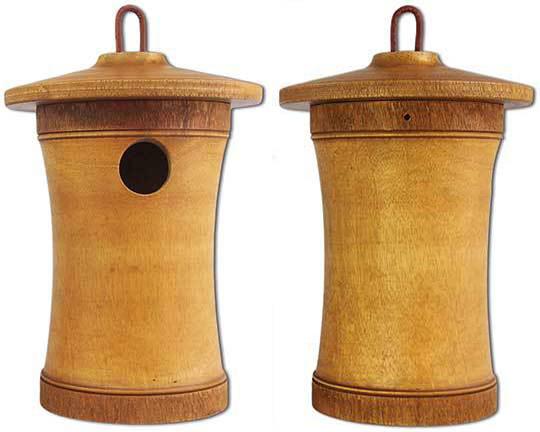 Birdhouse Scattering Urn