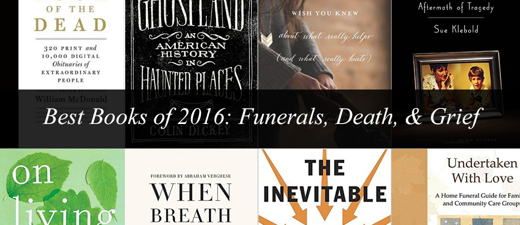 Books for funeral industry professionals