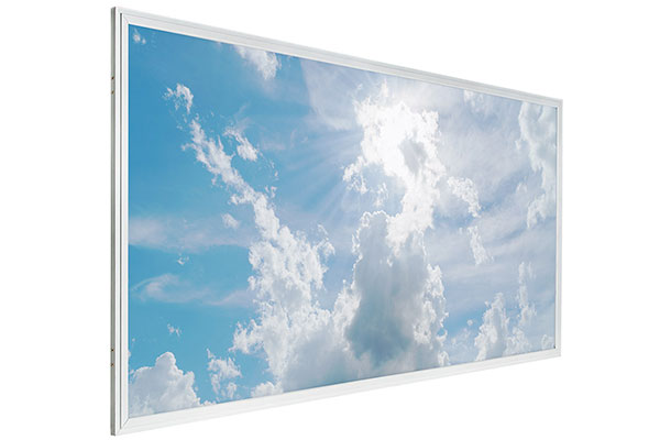 Funeral Home Decor: LED Skylights