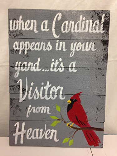 Memorial quotes with Cardinal bird