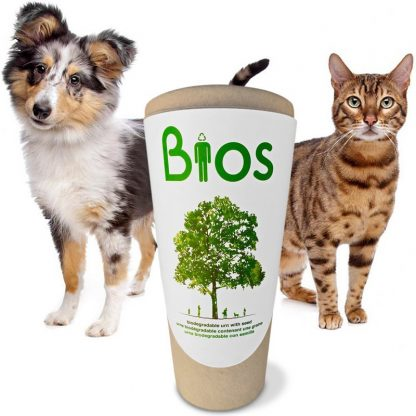 Bios Pet Memorial Tree Urn