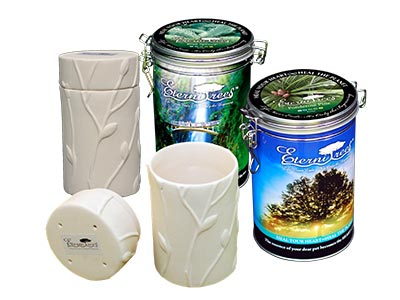 EterniTrees Memorial Tree Cremation Urns