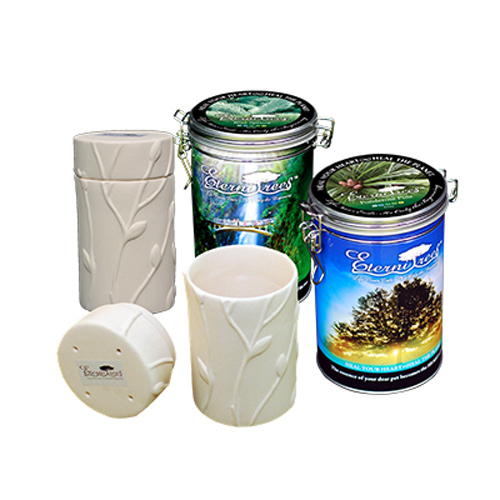 Eternitrees Biodegradable Memorial Tree Cremation Urn