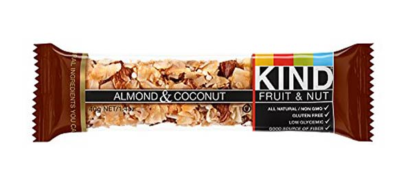 Healthy, natural snack options for your clients