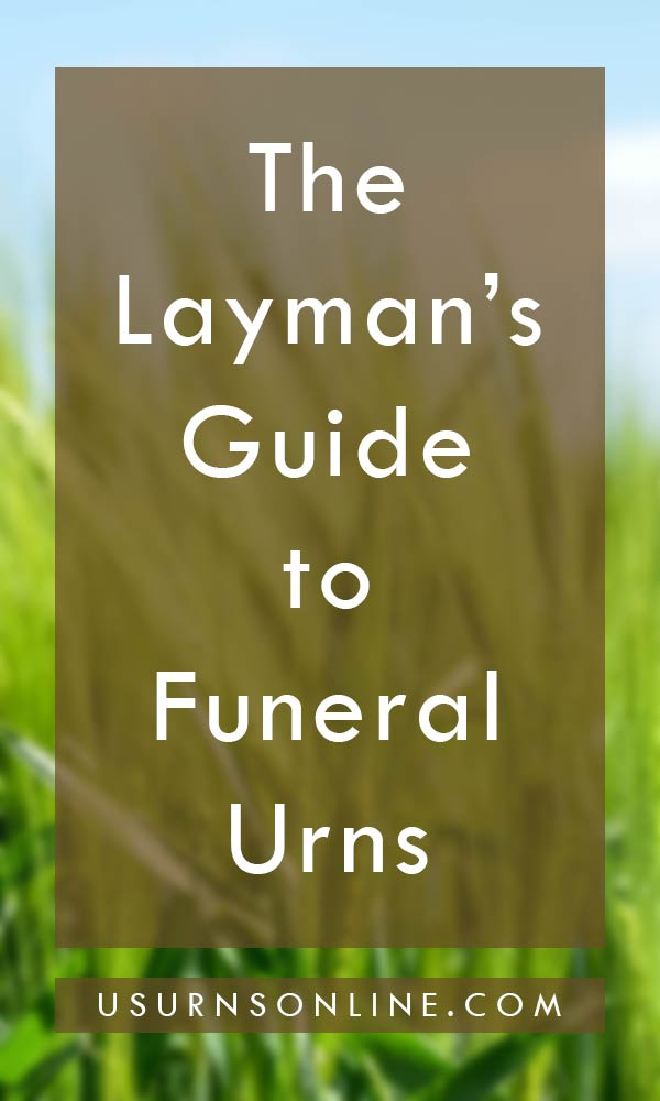Beginner's guide to cremation and funeral urns