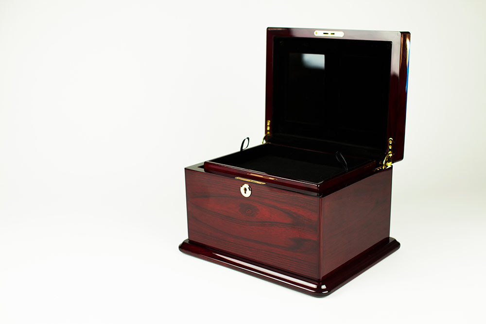 Burlini Studios Keepsake Chest