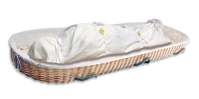 Ways to personalize a burial shroud