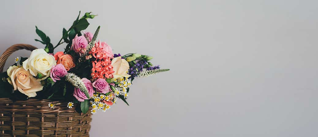 Beautiful & Earthy Floral Cremation Urns with Flower Art