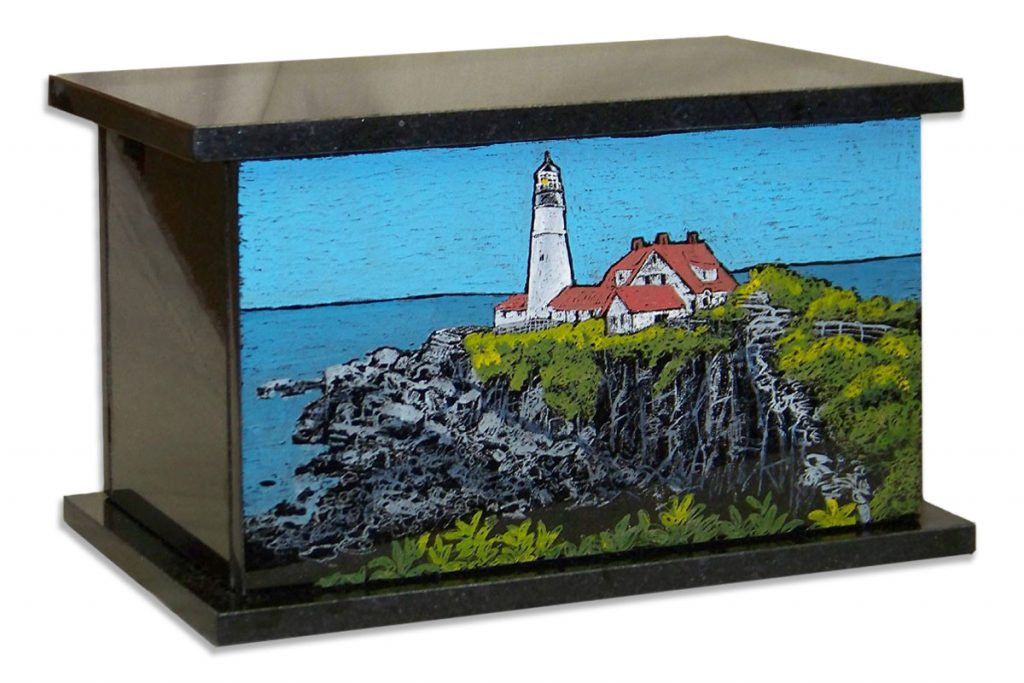 13 Most Beautiful Lighthouse Cremation Urns