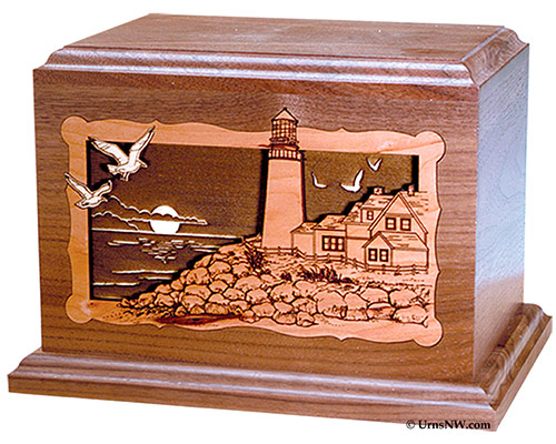The most beautiful lighthouse cremation urns on the internet
