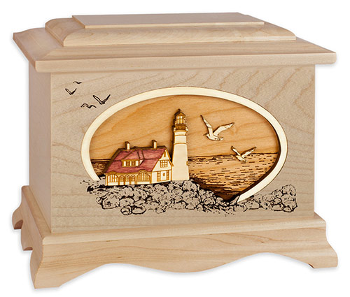 The 13 Most Beautiful Lighthouse Cremation Urns