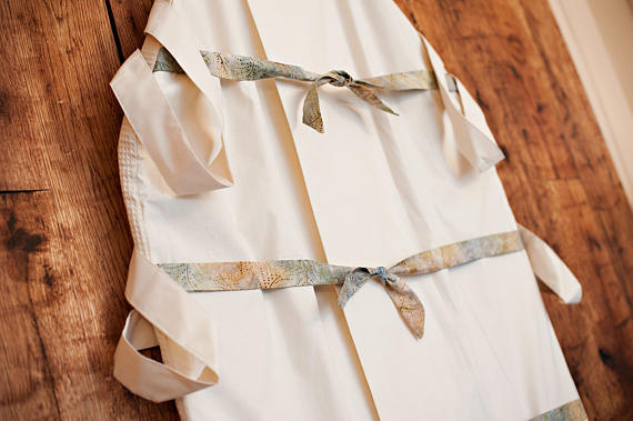 Natural Burial Shrouds from Northwoods Casket Company