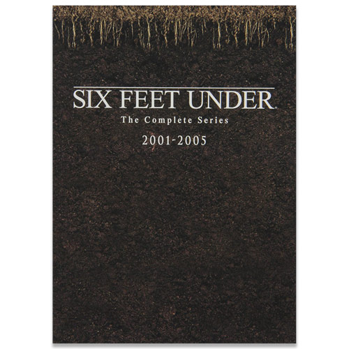 Gifts for Funeral Directors: Six Feet Under DVD Set