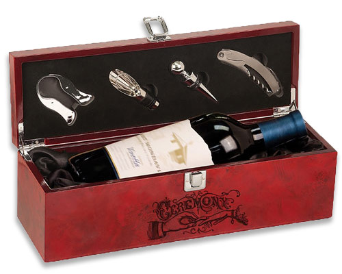 Personalized Gift Box for Wine Gifts