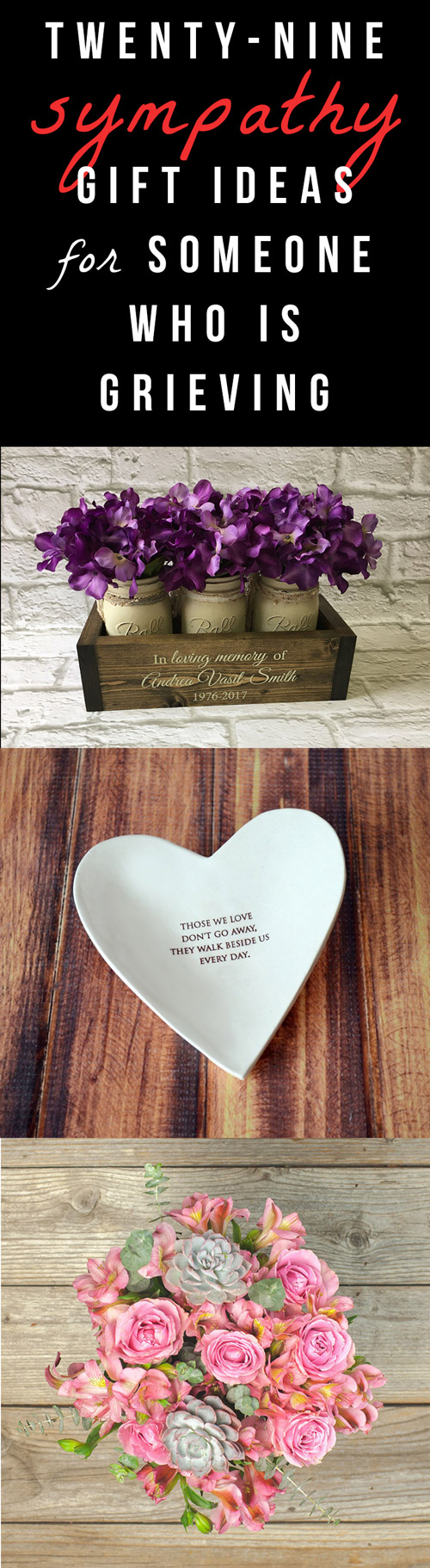 29 sympathy gifts for someone who is grieving » urns | online