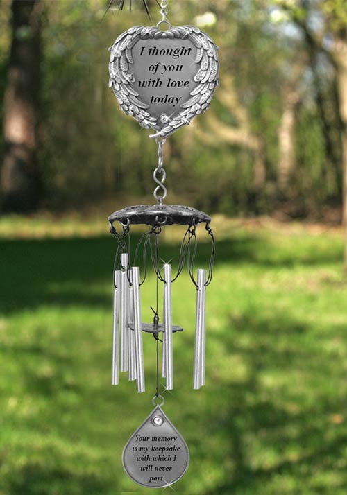 Memorial Windchime Sympathy Gifts