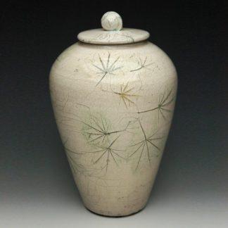 Whispering Maple Cremation Urn