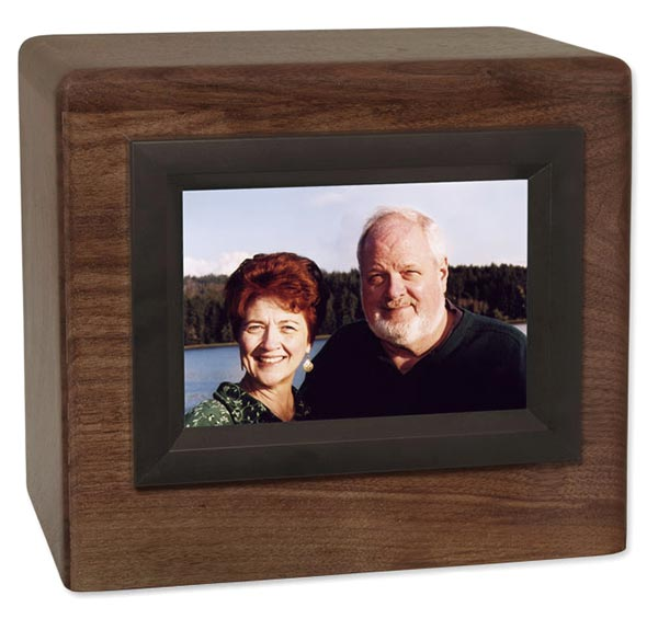 Picture Frame Companion Urn
