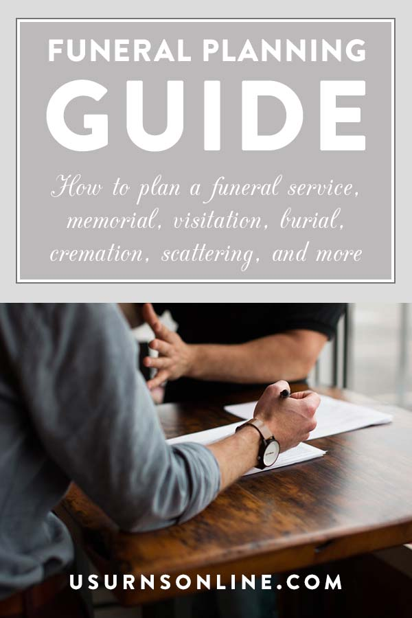 The Complete Funeral Planning Guide with Checklist