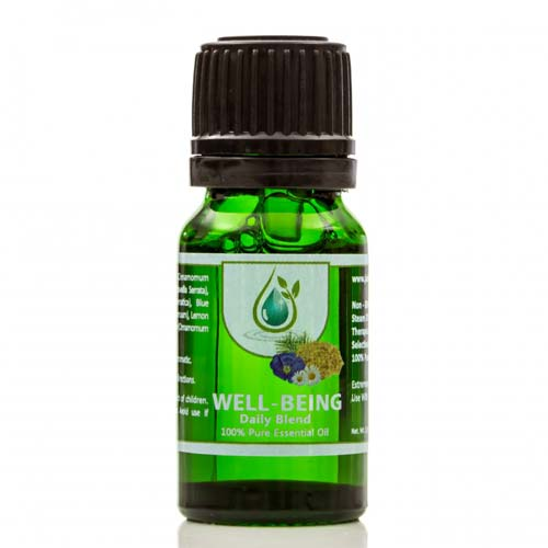 Well Being Aromatherapy Essential Oil Blend - Ideal for Grief