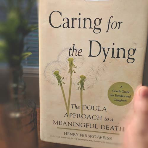 Death Doula Book