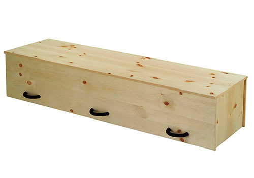 Ark Wood Caskets - Where to find caskets online