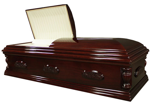 Where to order a Jewish casket online
