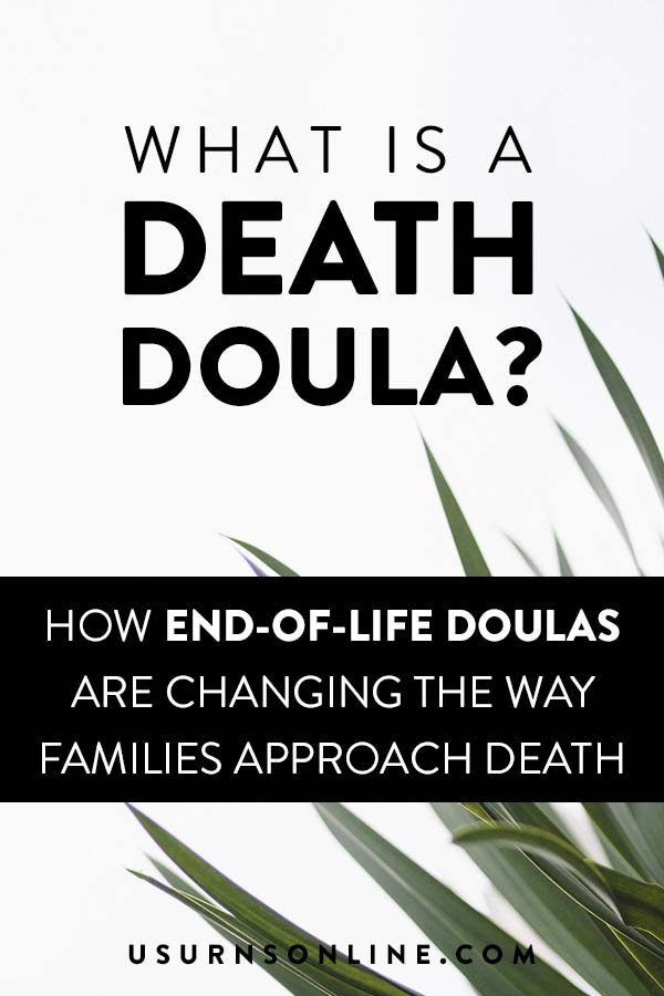 How end-of-life doulas are changing the way we approach death