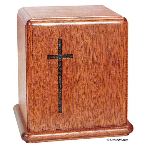 Solid Wood Cremation Urns Made in the USA