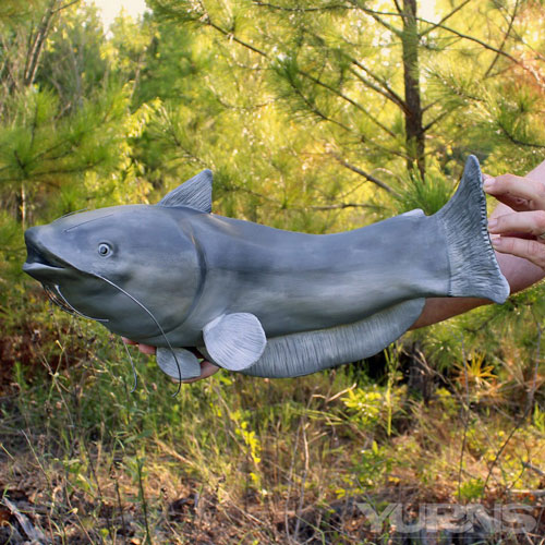 Catfish Art Urns for Ashes - Fishing Memorial Urns