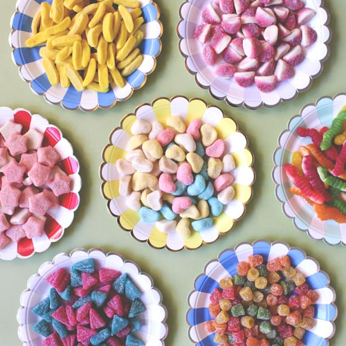Creative Memorial Service Ideas: Candy