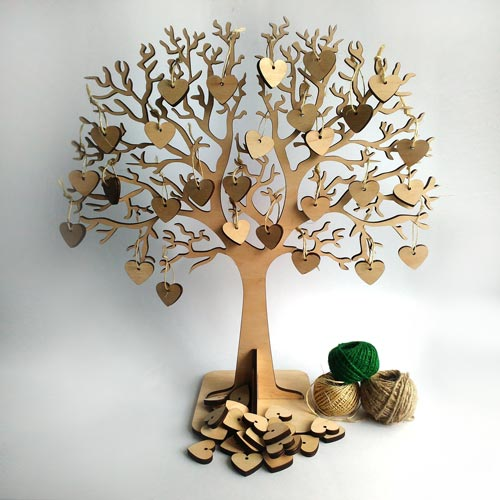 Memorial Service Ideas - Memory Tree