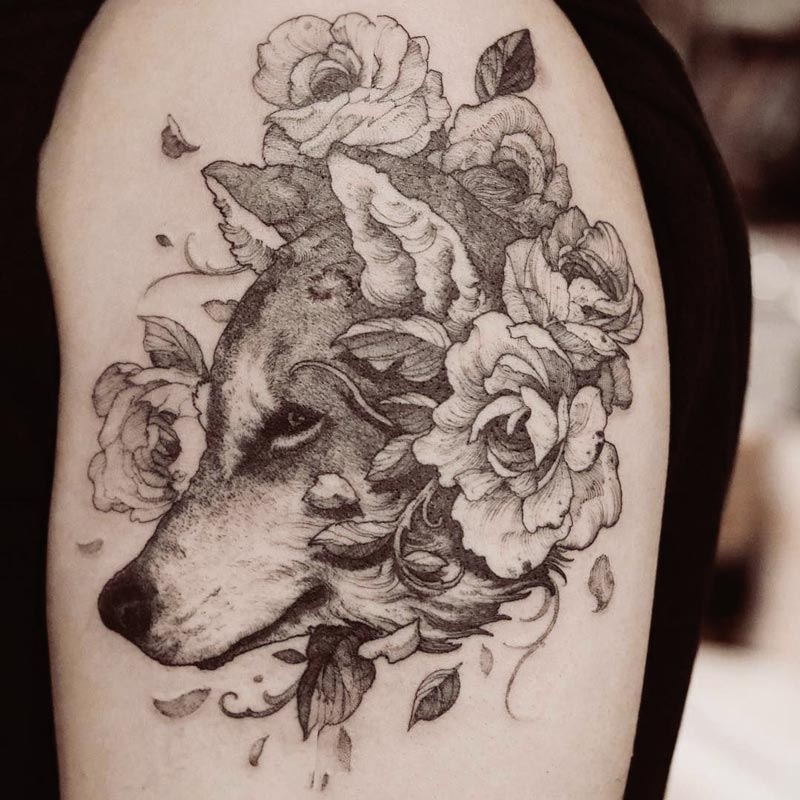 10 Best Pet Memorial Tattoos