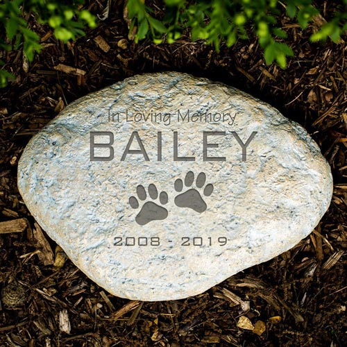 Ways to Memorialize Your Pet