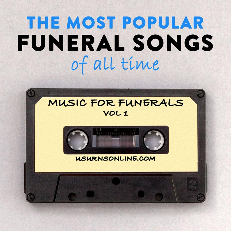 All time most popular funeral songs